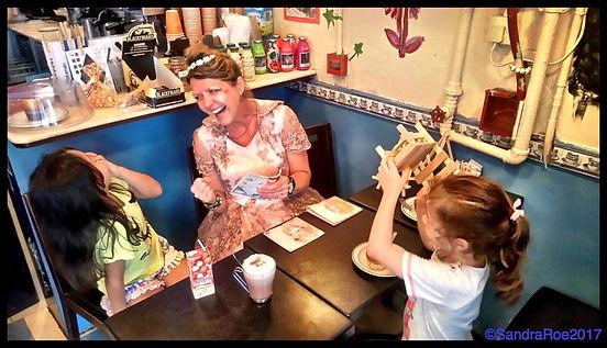 Princess - Book reading -at Toms in Mui