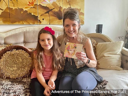 Book Reading with Vivian and The Princes
