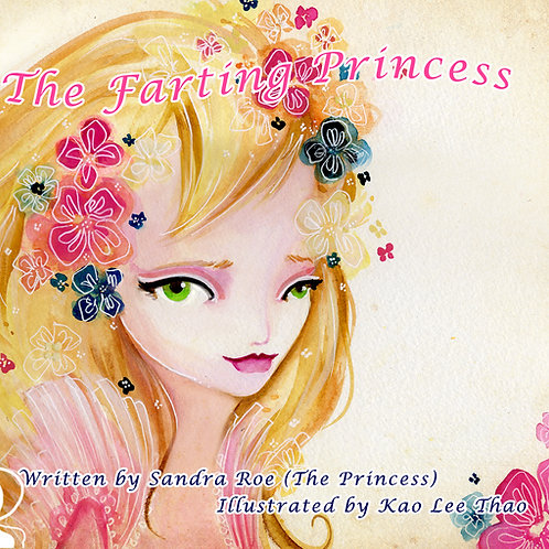 The Farting Princess© - Book