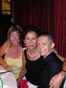 Photo of Princess, Alison and Anna 2008