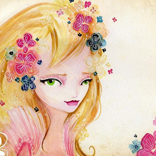 """The Farting Princess""© - Print"