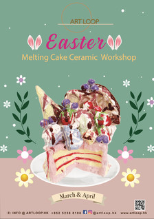 Art Loop Easter Ceramic Workshop