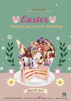 Art Loop Easter Ceramic Workshop