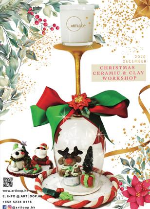 Christmas Ceramic & Clay Workshop
