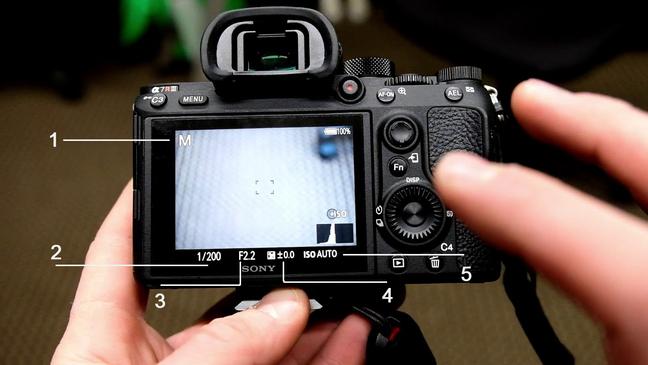 Решим все вопросы по настройкам камеры