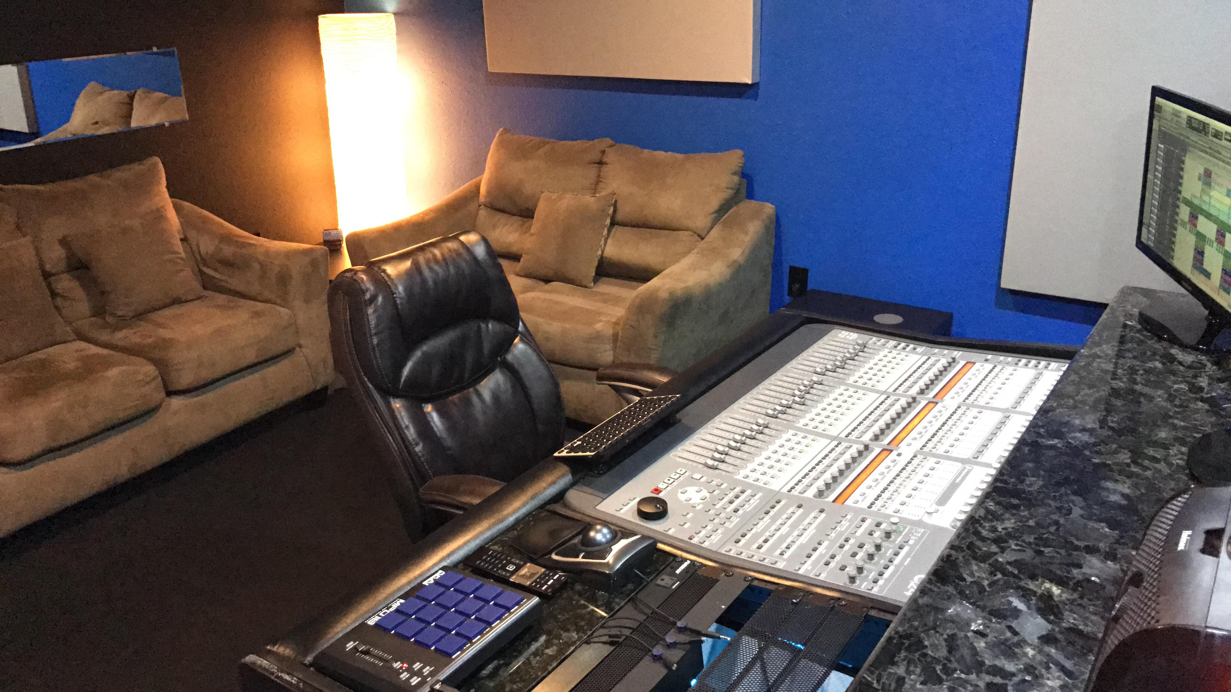 Studio A Desk
