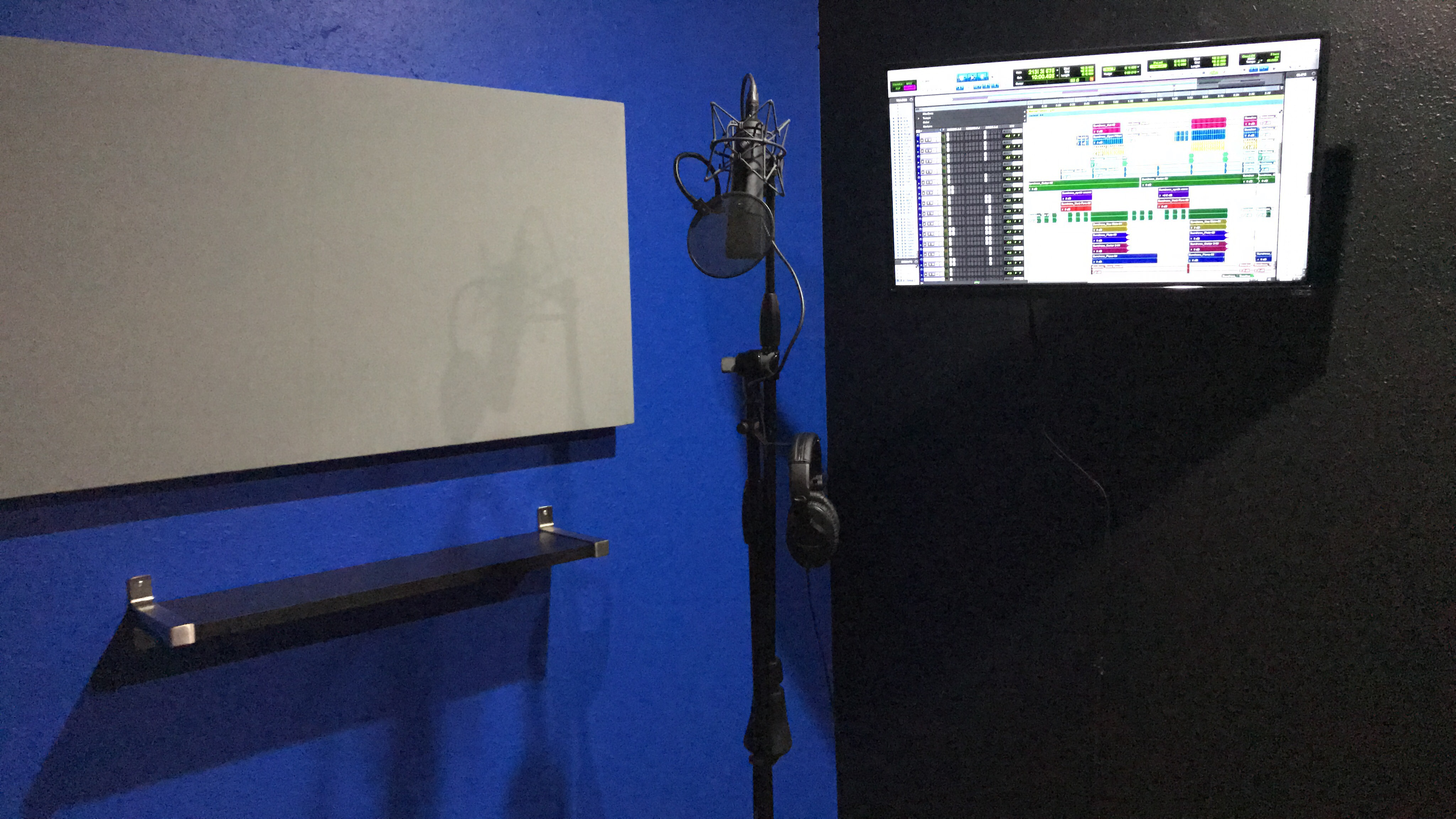 Studio A Booth 2