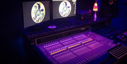 Studio A Desk Blue