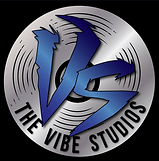 The Vibe Studios Logo Black