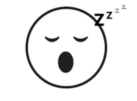 Sleep…love it, cherish it!