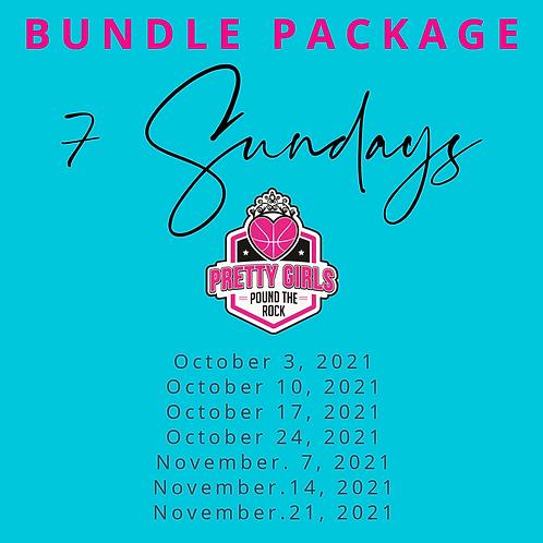 7 Sundays Bundle
