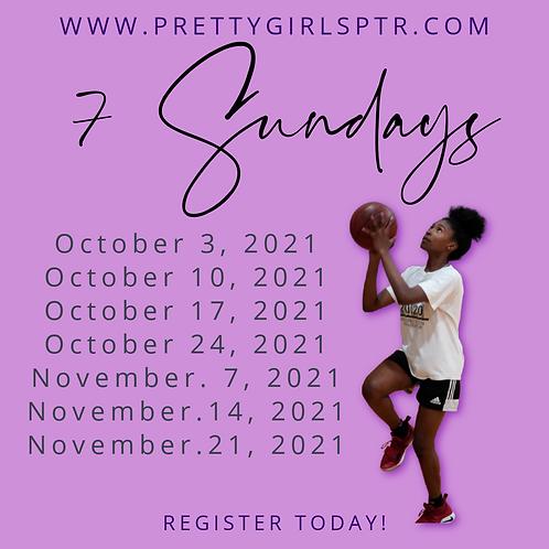 PGPTR 7 Sundays Registration