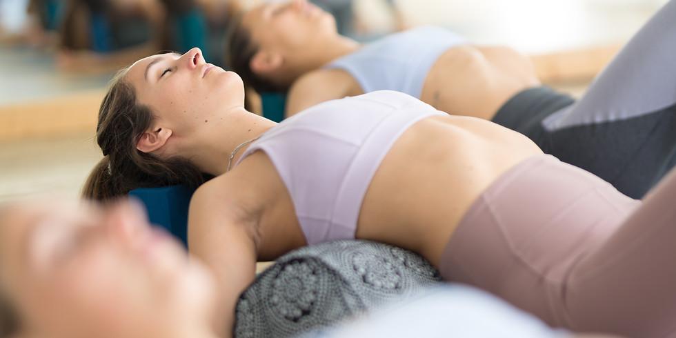 NYHET! Hvilende Yin & Restorative Yoga i Bergen