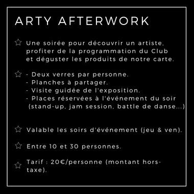 Afterwork Paris