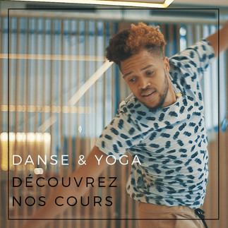 Cours de danse Paris