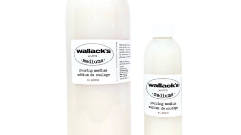 Wallack's Pouring medium 1000 ml