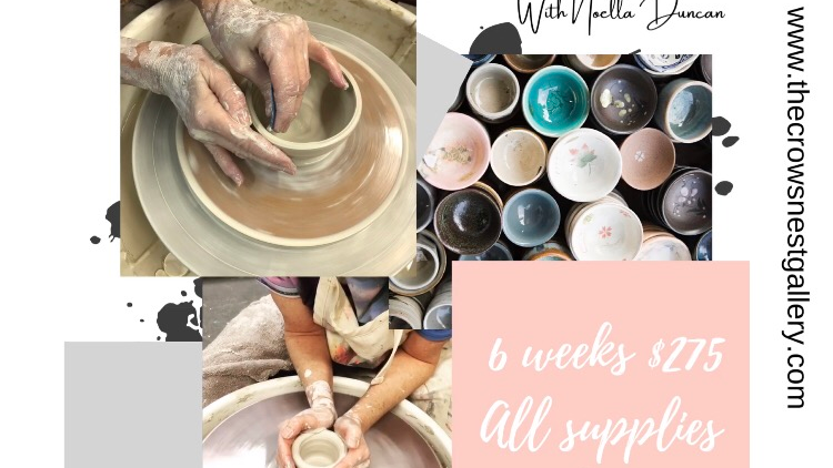 All about Pottery (choose a date)