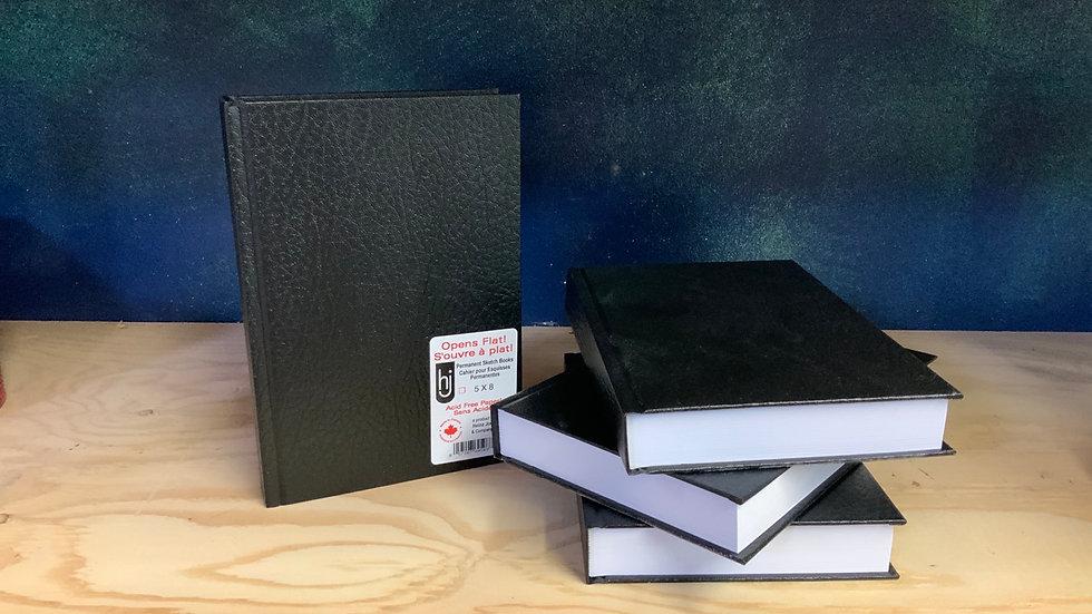5x8 hj Sketch Book