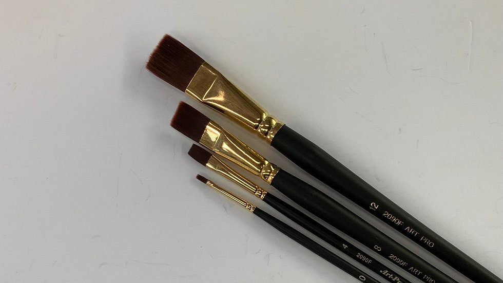 Art Pro Flat Brushes