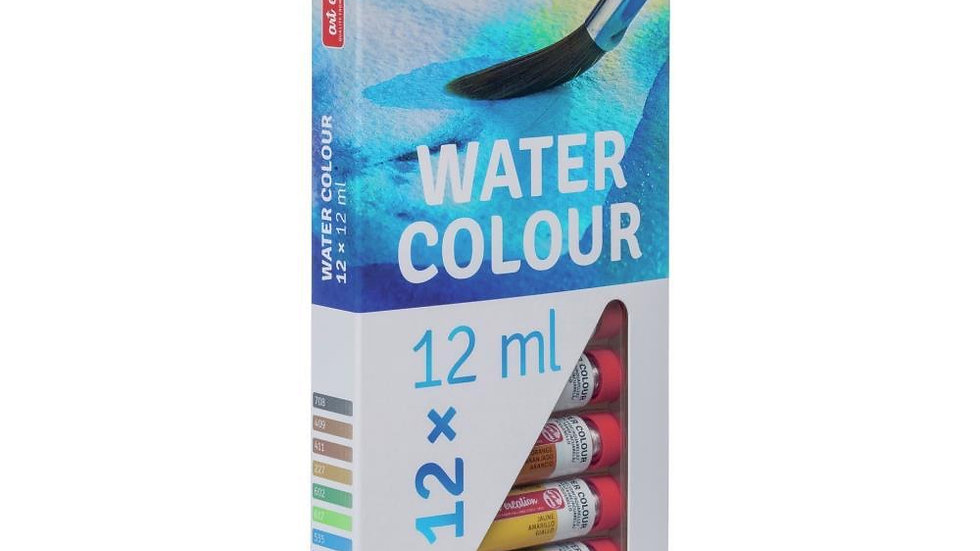 Art creations watercolour set of 12