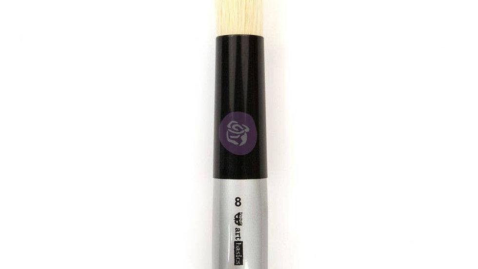 Stencil / dabbing / blending brush