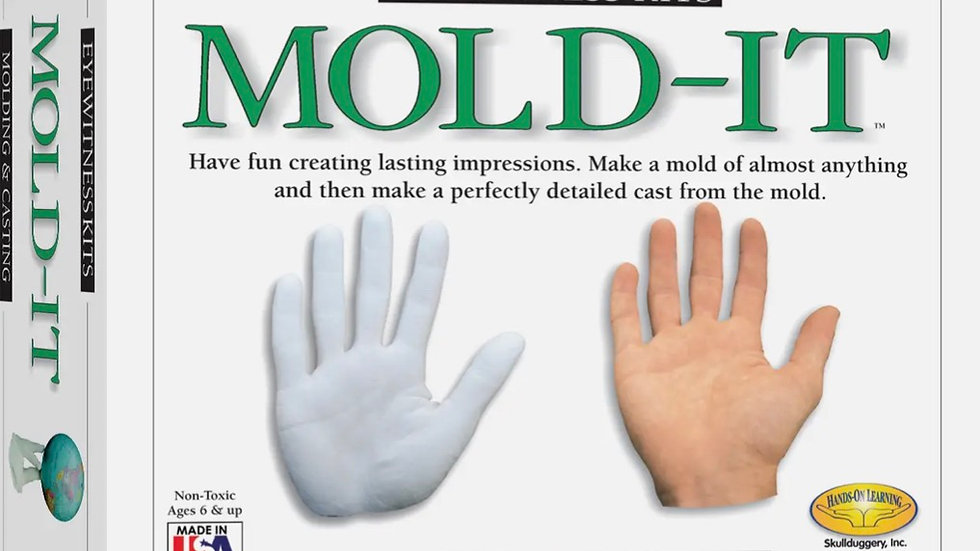 Mold it casting kit
