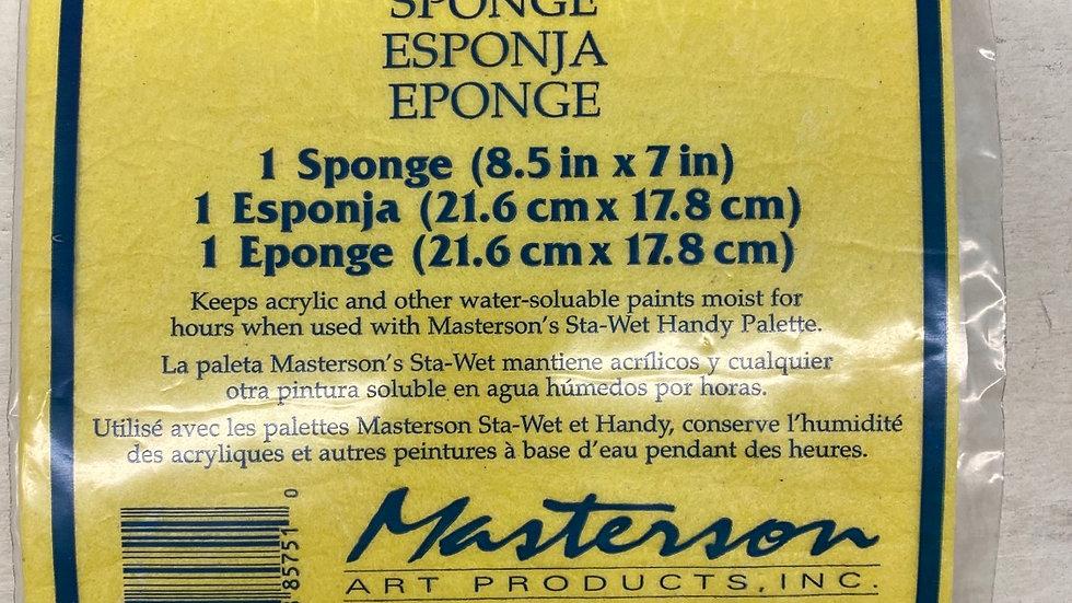 """STA-WET """"Handy Palette"""" Sponge Refill Pack"""