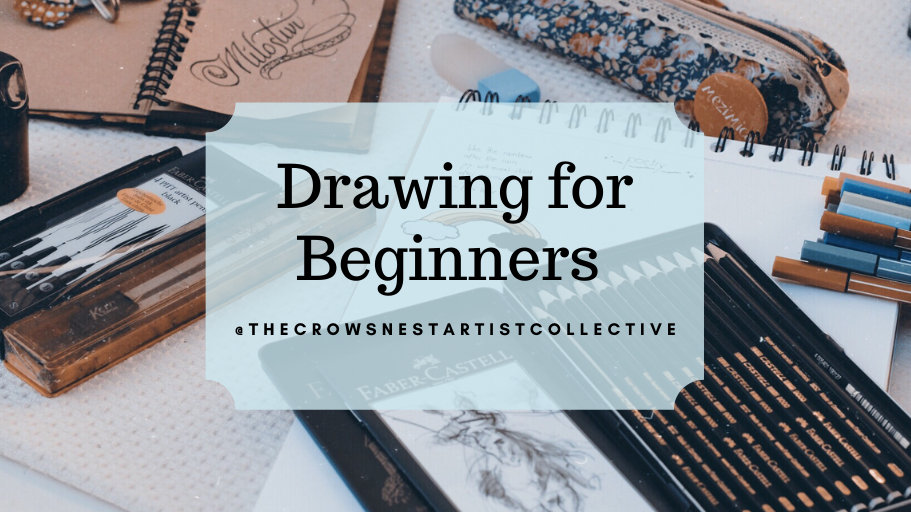 Drawing for beginners February 25th