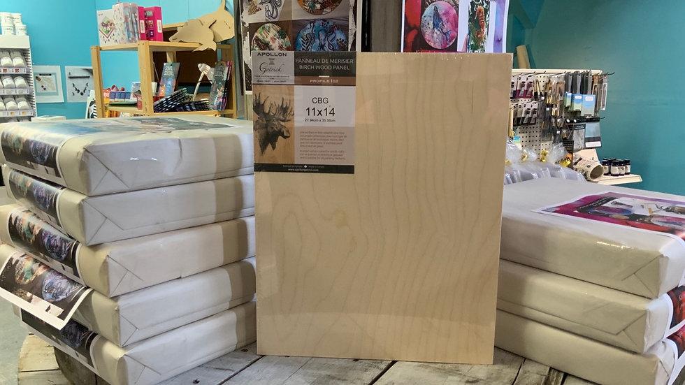 Birch Wood Panel