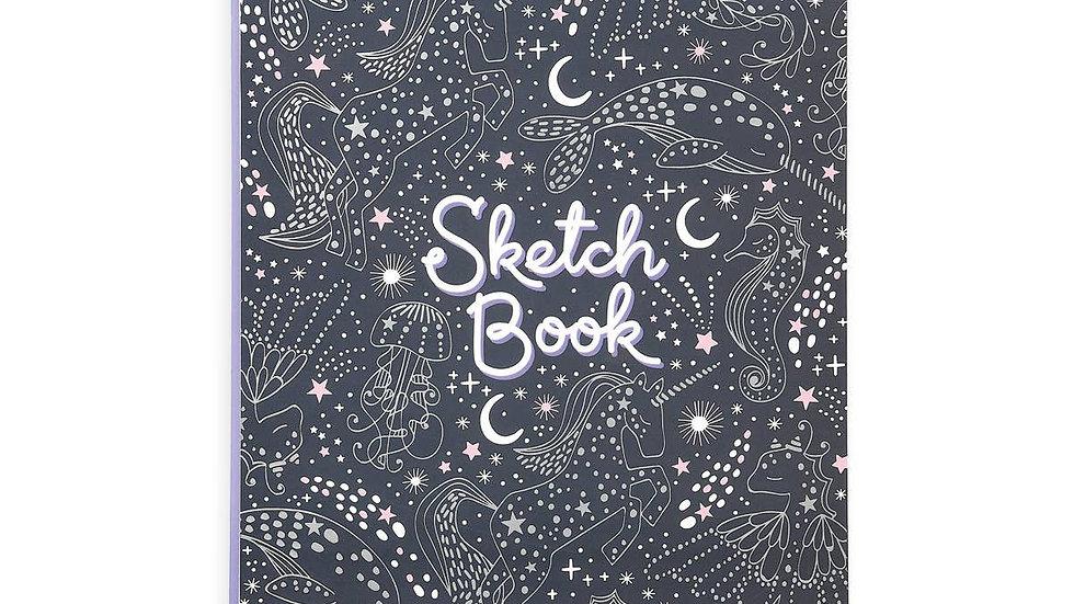 Celestial standing sketch book