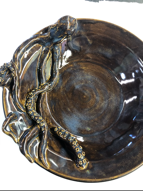 Pottery hand building : sea life platters October 9th