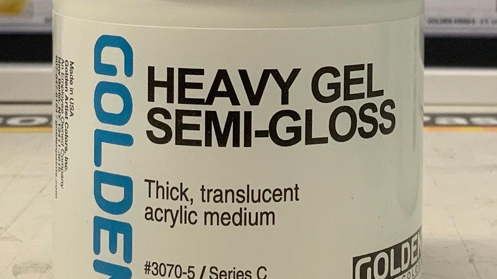 Golden Heavy Gel Semi-Gloss