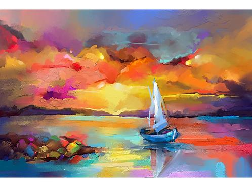 Oil painting 101 September 29th
