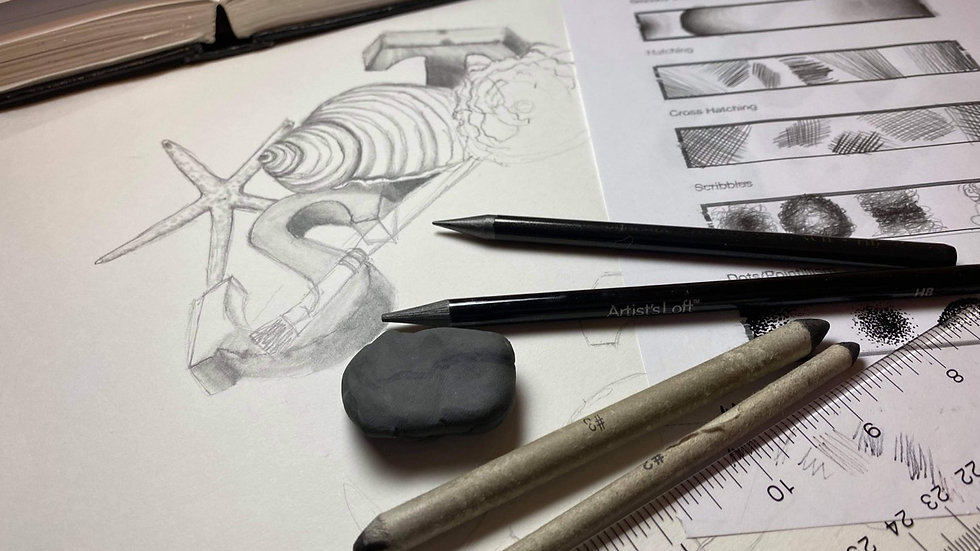 Drawing for beginners May 11th