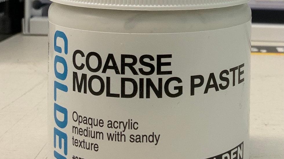 Golden Coarse Molding Paste