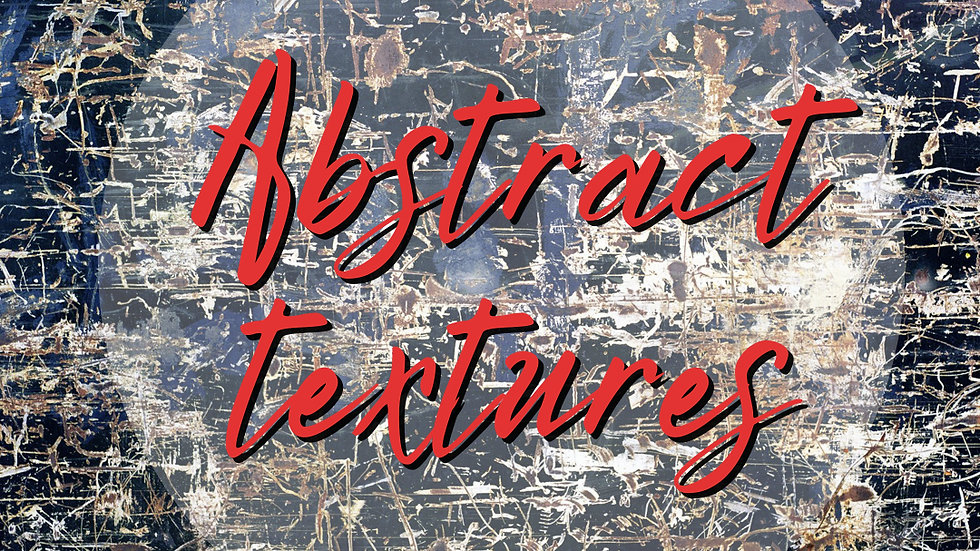 Abstract textures March 20th