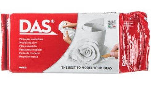 DAS Air dry clay  white or terracotta 1.1 lb