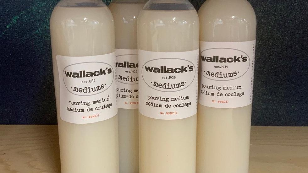 Wallack's Pouring Medium - 237ml