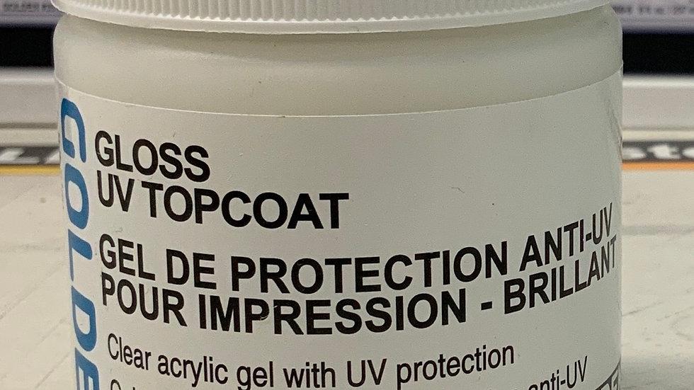 Golden UV Topcoat