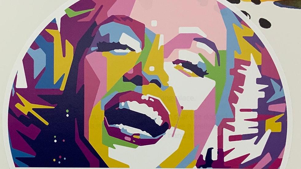 Marilyn Monroe - Paint by Numbers Kit