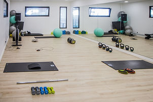 Salle de Circuit Training 5Raquettes Vendargues