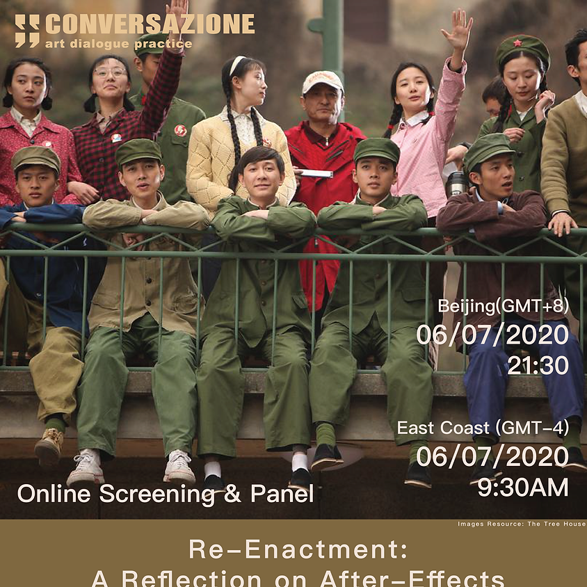 Issue 70 | Re-Enactment: a Reflection on After-effects