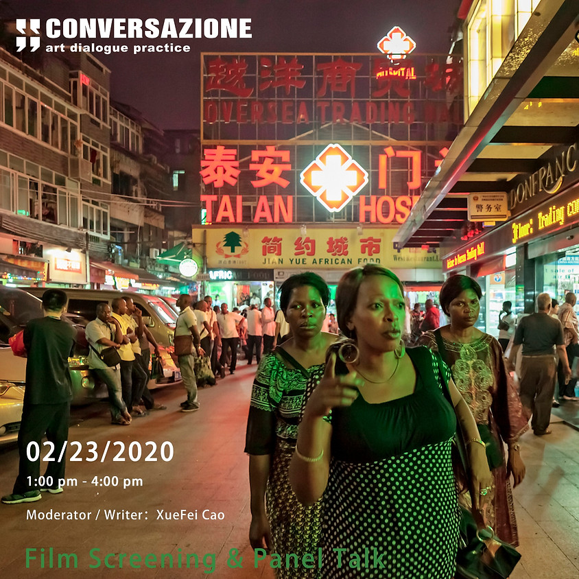 CVSZ Issue 63 | African in Guangzhou: Immigration, Globalization & Factory