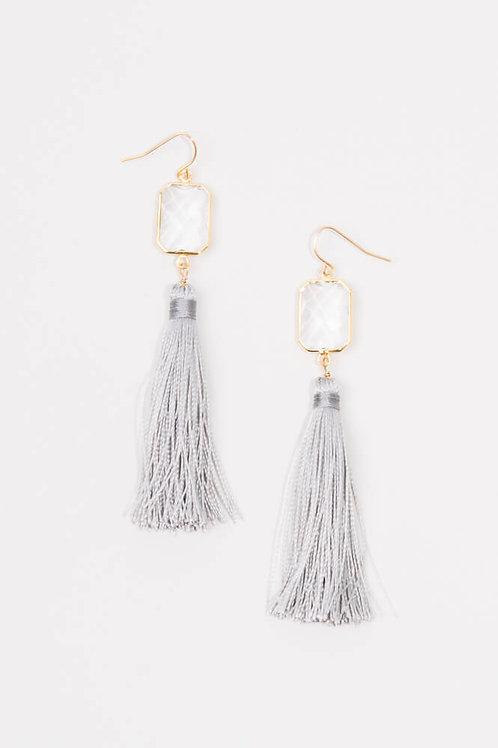 Zoe Tassel Earrings