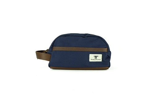 Blue Travel Kit