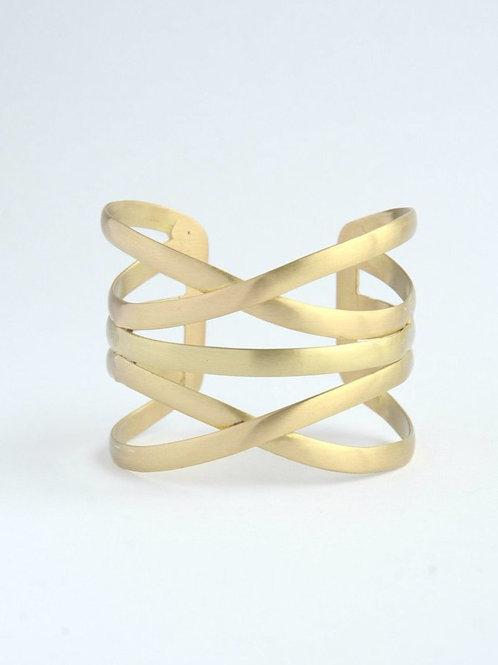 Gold Lining Cuff