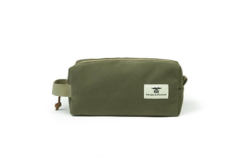 Compact Travel Kit - Green