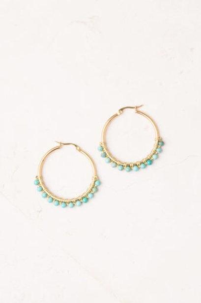Barrett Turquoise Earrings