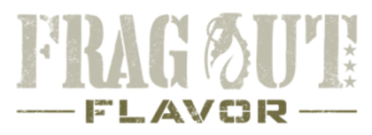 Frag_Out_Flavor_grunge_color_logo_PNG_fi