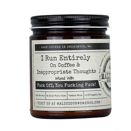 I Run on Coffee